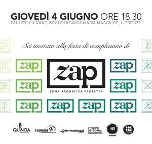 Buon Compleanno ZAP! @ ZAP - Zona Aromatica Protetta | Firenze | Toscana | Italy