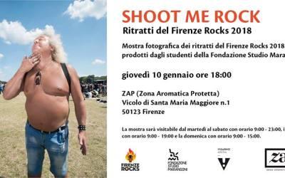 Shoot Me Rock – Firenze Rocks 2018