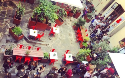 ESN Florentia – Erasmus Student Network vi aspetta a ZAP