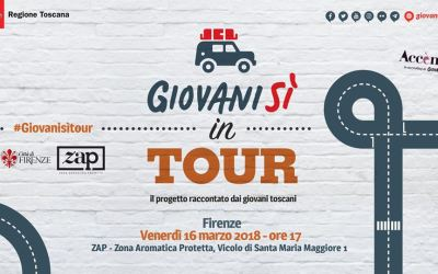 Giovanisì in tour a Firenze