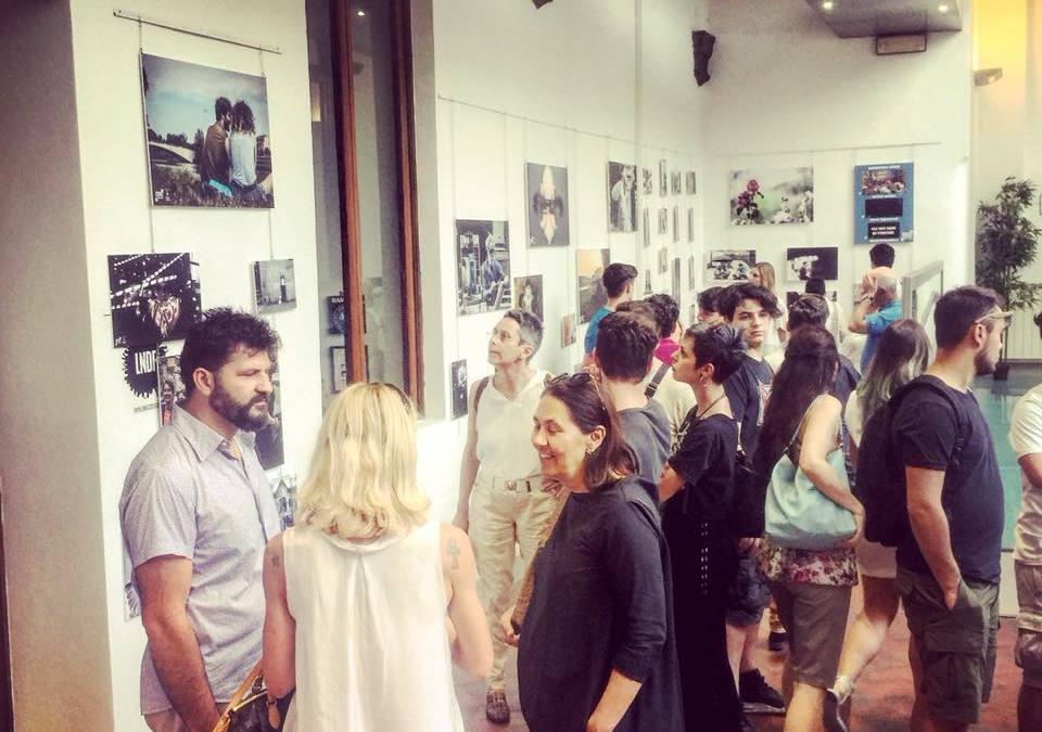 Inaugurata l'esposizione fotografica della 1° edizione fiorentina della Italia Photo Marathon